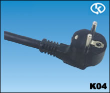 Korea KETI Power cord