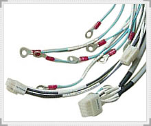 wire harness ac power cords joetech electronics cord harness